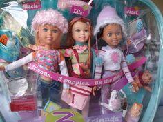 wee three friends dolls 1990s