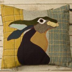 Carola van Dyke Hare Cushion