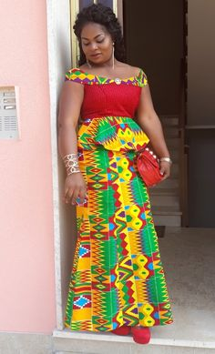African Dresses For Kids, African Maxi Dresses, Ankara Dress Styles, Kente Styles, African Fashion Ankara, Latest African Fashion Dresses, African Wedding Attire, African Attire, African Wear