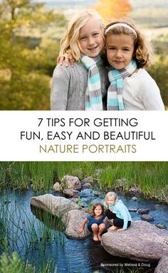 7 Family Nature-Portrait Tips #photography *great list of simple ideas