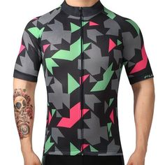 """Universe of goods - Buy """"FUALRNY 2018 Quick Dry Cycling Jersey Summer Men Mtb Bicycle Short Clothing Ropa Bicicleta Maillot Ciclismo Bike Clothes for only USD. Cycling Outfit, Cycling Clothing, Bicycle Clothing, Clothing Apparel, Jersey Outfit, Mtb Bicycle, Cool Bike Accessories, Cycling Jerseys, Short Outfits"""