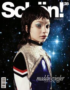 Schön! #28: Maddie Ziegler.
