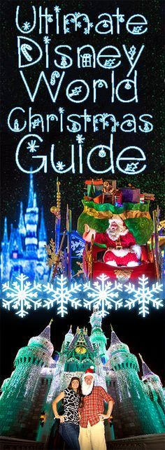 Ultimate Guide to Christmas at Walt Disney World