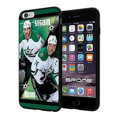 Dallas Stars 3 Tyler Seguin Jamie Benn Dallas Stars WADE4585 NHL iPhone 6+ 5.5 inch Case Protection Black Rubber Cover Protector WADE CASE http://www.amazon.com/dp/B013NLYGFC/ref=cm_sw_r_pi_dp_8BMDwb0DE03R3