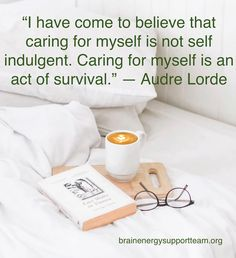 We deserve a break. It's Self-Care Saturday! #selfcaresaturday #selfcare #empoweryourbrain