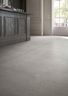 Stone Tile Flooring, Vinyl Flooring Kitchen, Ceramic Floor Tiles, Concrete Tiles, Bedroom Furniture Design, Home Deco, Home Remodeling, Living Room Designs, Decoration