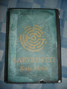 Kate Mosse, Labyrintti  4 euroa