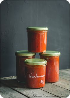 Sugo di Pomodoro ~ Pizzaiola Perfect Pizza, Food Club, Cooking Ingredients, Pasta, Homemade Sauce, Diy Food, Soul Food, Coffee Cans, Sauces