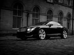 Bentley Continental GT (2012) luxury car