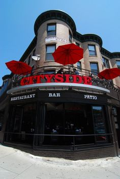 Your Guide To Every Rooftop Bar in Boston