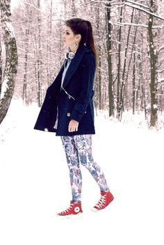 27c17b684ce0f3 Discover this look wearing Red Converse Converse Shoes
