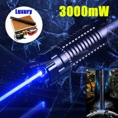 3w laser pointers collection from LaserPointerPenShop.com