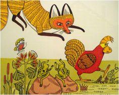 Ilustração de Pat Hutchins