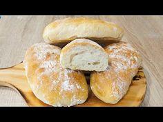Cea mai buna paine de casa fara framantare | Pan casero sin amasar - YouTube