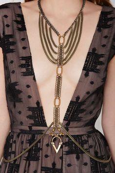 Biko Tabea Choker Body Chain - Accessories   Body Chains   From Faraway Nearby