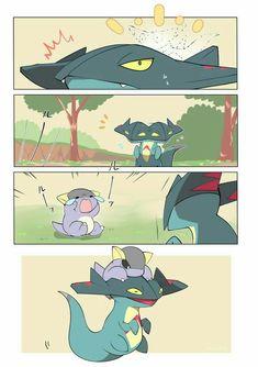 Pokemon Comics, Pokemon Memes, Pokemon Funny, Pokemon Fan Art, Pokemon Go, Pikachu, Kalos Pokemon, Chibi, Cute Pokemon Wallpaper