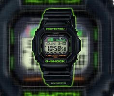 CASIO G-SHOCK GLX-5600C-1ER