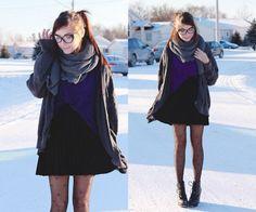 snowday fashion 21 Snow day, snow day! (28 photos)