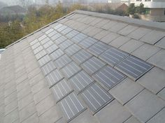 Fangxing Latest Patent Is A Revolution In Roofing History.Itu0027s A Perfect  Combination Of Photovoltaic