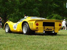 1967 Ferrari 412P | Flickr - Photo Sharing!