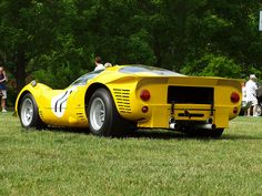 1967 Ferrari 412P | Flickr - Photo Sharing!