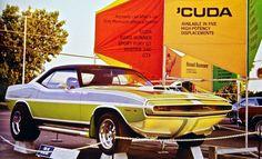 Plymouth Rapid Transit System Cuda RTS 440 show car - 1970