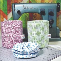Fat Quarter Pop Up Sewing Pattern