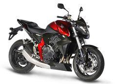 Honda CB1000R by Ilmberger Carbon  Feine Reizwäsche aus Carbon von Ilmberger für Hondas schärfstes Nakedbike.