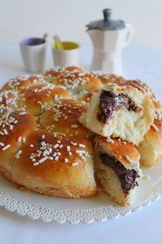 La Tavola Allegra: Danubio Soffice alla Nutella