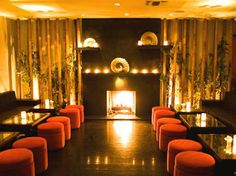 Koi Restaurant and bar/lounge only a few blocks away from NMS La Cienega!