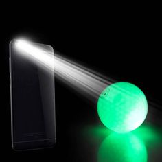 Use a bright light source or the flashlight from your smartphone to turn on and off these bright glowing LED golf balls! Light Up Clothes, Led Costume, Running Accessories, Burning Man Outfits, Glow Sticks, Up And Running, Golf Ball, Flashlight, Lava Lamp