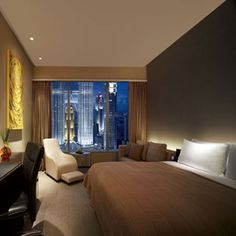 Traders Hotel Kuala Lumpur - Double Deluxe Bed Room