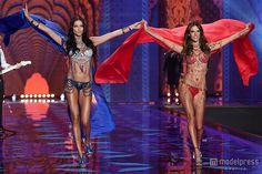 (画像8/13) 豪華ランジェリーモデル集結「ヴィクトリアズ・シークレット」ファッションショー テイラー、アリアナもスペシャルパフォーマンス<写真特集>