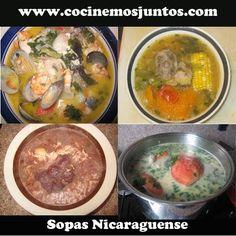 Nicaraguan Food Videos on YouTube