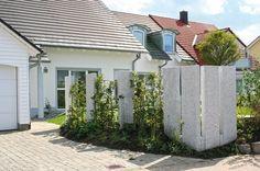 Zugang kleiner Garten