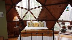 7 Geodesic Domes You Can Rent - Curbed