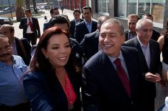 Prima de Peña asume provisionalmente la presidencia del PRI | El Puntero