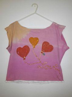 Camiseta reciclada de una camisola