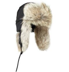 Canada Goose Aviator Coyote-Trimmed Trapper Hat  | MR PORTER