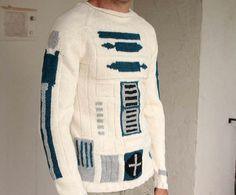R2 D2 sweater