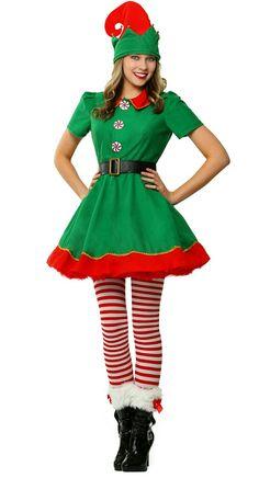 Halloween elf, YES!