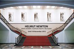 Another personal hero.  Helmut Newton Foundation   helmut-newton.com