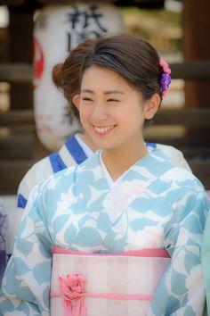 祇園祭り 花傘巡行 KYOTO,JAPAN
