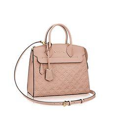 6e6ad1fa4b Pont-Neuf MM - Monogram Empreinte Leather - Handbags | LOUIS VUITTON  Christian Louis Vuitton