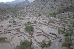 Ruinas de la ciudad de los indios Quilmes