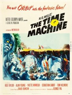 The Time Machine (1960) movie #poster, #tshi