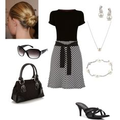 """Meeting"" by brandykay76 on Polyvore"
