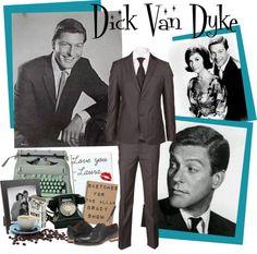 """""""Dick Van Dyke"""" by gilmoregirl on Polyvore"""