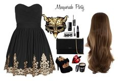 """""""Masquerade Party xxx"""" by troylersupporter ❤ liked on Polyvore"""