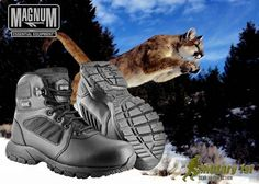 Magnum Lynx 6.0 Boots At Military1st